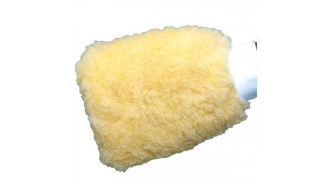 Gant de nettoyage pour liner
