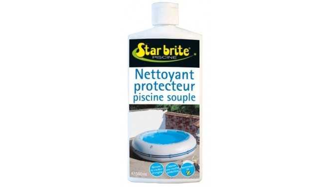 Nettoyant/Protecteur pour piscines souples